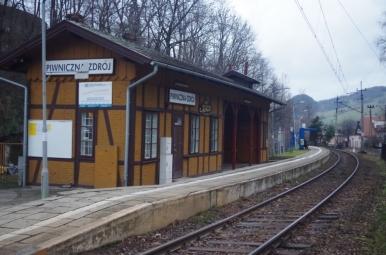 Stacja PKP Piwniczna-Zdrój