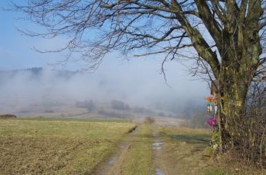 Na szlaku z Lubnia na Zembalową