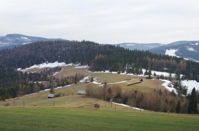 Przełęcz Przysłopek