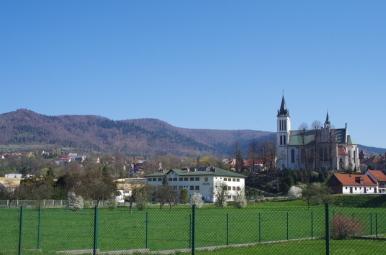 Mszana Dolna - kościół