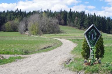 Na szlaku z Kasiny Wielkiej na Lubogoszcz