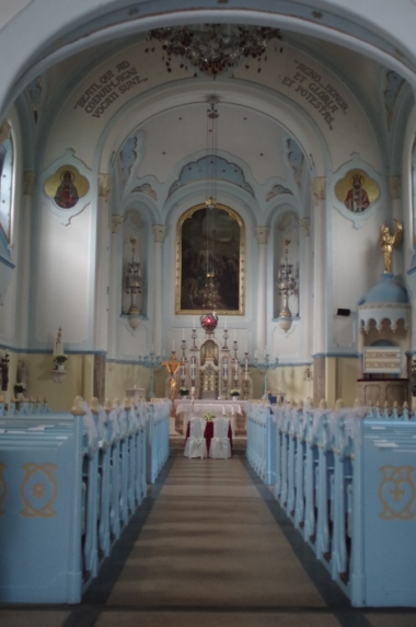 Modrý kostolík (Kościół św. Elżbiety)
