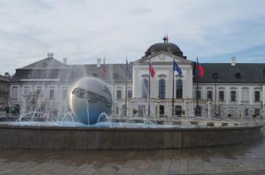 Pałac Prezydencki w Bratysławie