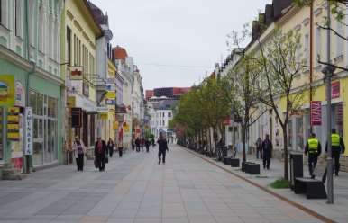 Ulica Národná, Žilina