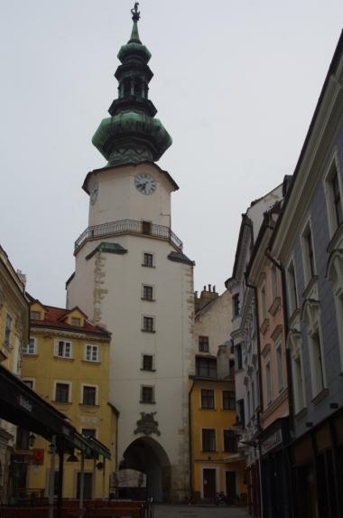 Brána Michalská