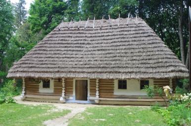 Gaj Szewczenki - cerkiew z Bereżonki, Bukowina