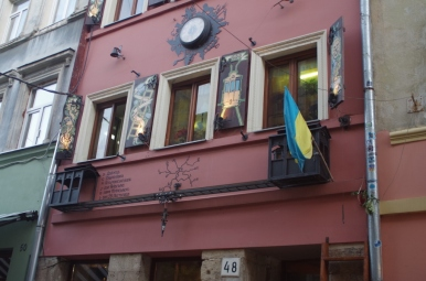 Lwów - Dom Legend
