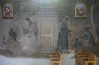 W kościele farnym w Drohobyczu