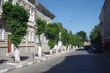 Ulica Szewczenka, Drohobycz
