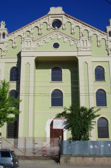 Duża Synagoga w Drohobyczu