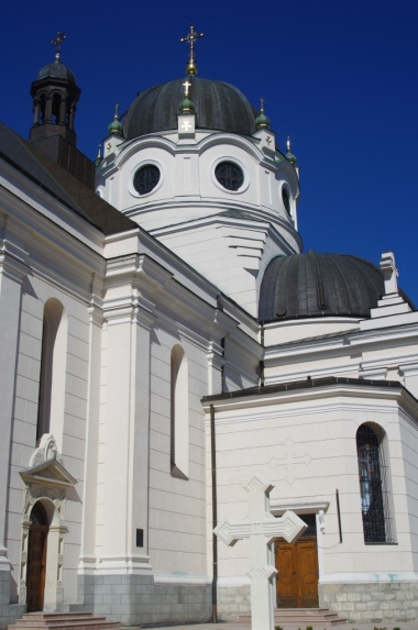 Zespół klasztorny bazylianów w Żółkwi