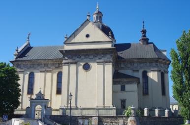 Kolegiata pw. św. Wawrzyńca w Żółkwi