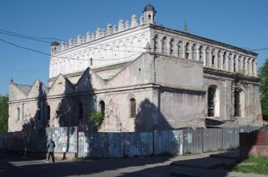 Synagoga w Żółkwi