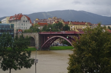Stary Most na Drawie - Maribor