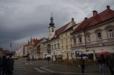 Maribor - Glavni trg (Rynek Główny)