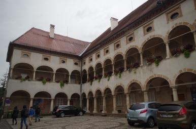 Pałac Stara Grofija w Celje