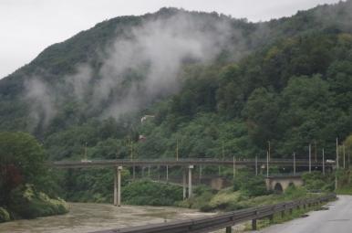 Podkraj - most na Sawie
