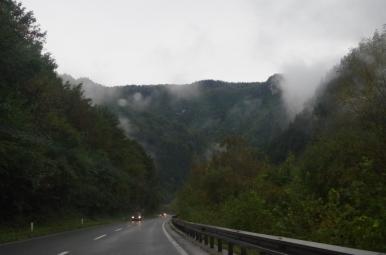 W drodze do Ljubljany - dolina Sawy