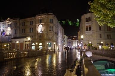 Tromostovje, Ljubljana