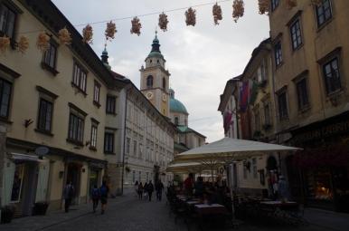Ciril Metodov trg, Ljubljana