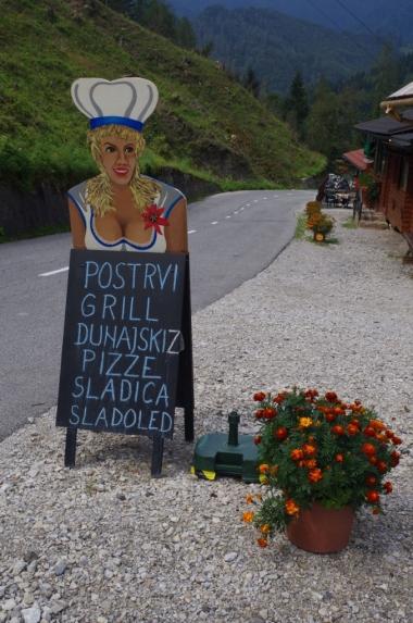 W okolicy miejscowości Podbrdo