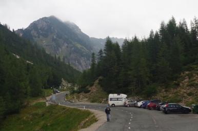 Przełęcz Vrsič