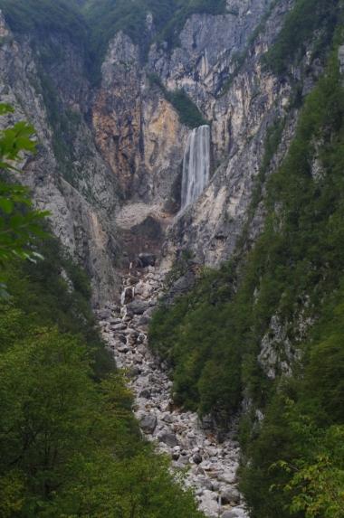Wodospad Boka