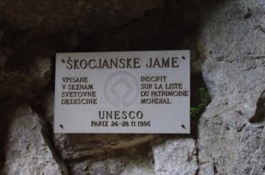 Jaskinie Szkocjańskie (Škocjanske jame)