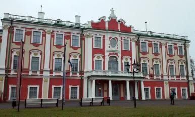 Pałac Kadriorg, Tallin