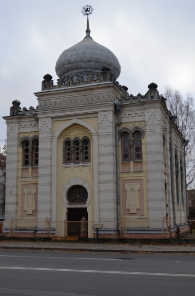 Kenesa karaimska w Wilnie