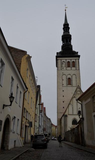Kościół św. Mikołaja, Tallin, fot. Maja Cybulska