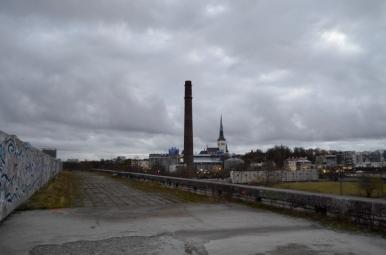 Linnahall, Tallin