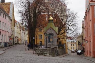 Zielony Targ, Tallin
