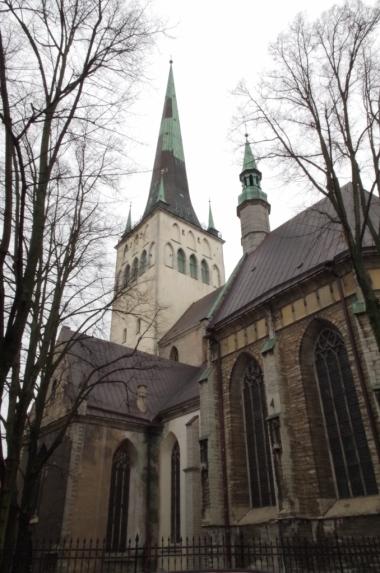 Kościół św. Olafa, Tallin
