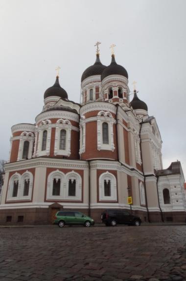 Sobór św. Aleksandra Newskiego, Tallin
