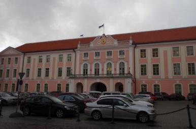 Budynek estońskiego parlamentu, Tallin