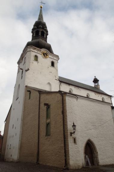 Katedra NMP, Tallin