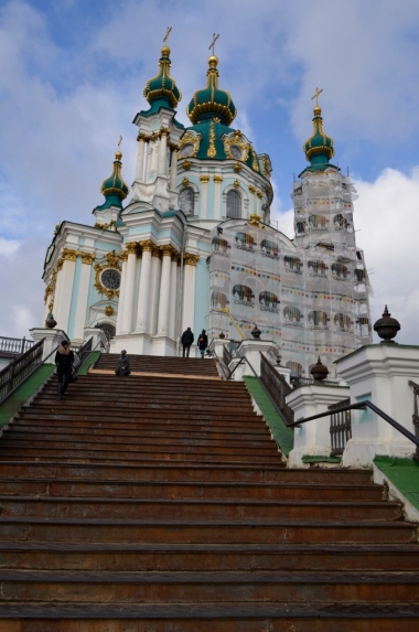 Cerkiew św. Andrzeja, Kijów