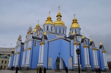 Monastyr św. Michała Archanioła o Złotych Kopułach, Kijów