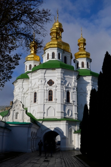 Ławra Pieczerska - Cerkiew Wszystkich Świętych