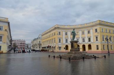Pomnik Richelieu, Odessa