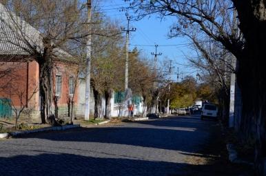 Ulica Миколаївська (dawna ulica Dzierżyńskiego)