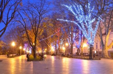 Приморский Бульвар (Bulwar Nadmorski), Odessa