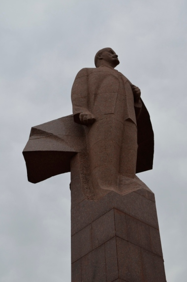Pomnik Lenina w Tyraspolu